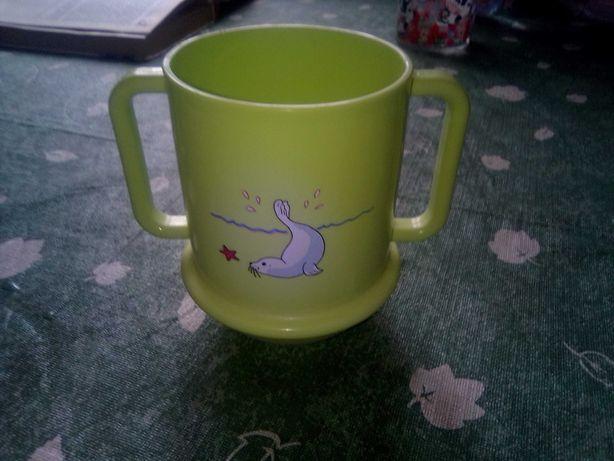 Чашка непроливайка