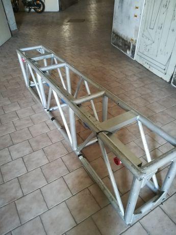 Truss de alumínio 2,40x40x60