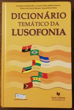 dicionário temático da lusofonia, fernando cristóvão