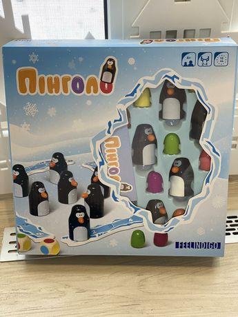 Гра Пінголо (Pengoloo, Земля Пінгвінів