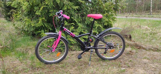 Rower dziecięcy (5-8 lat) MISTIGIRL 320 koło 20 cali