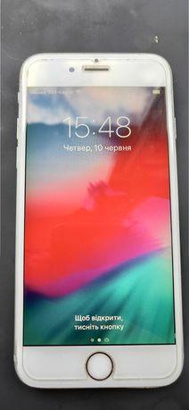 iPhone 6 64gb  срібний
