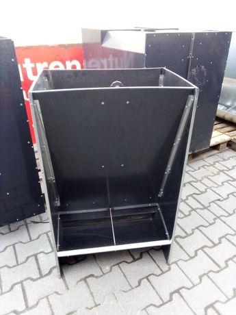 Autokarmnik AP2T/2 dwustanowiskowy dwustronny dla tuczników