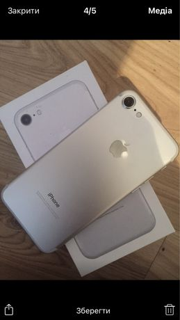 iPhone 7 32gb Neverlok