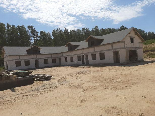 Budowa domów stan surowy
