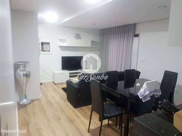 Apartamento T2, para arrendar, em Aver o mar- Póvoa de Varzim