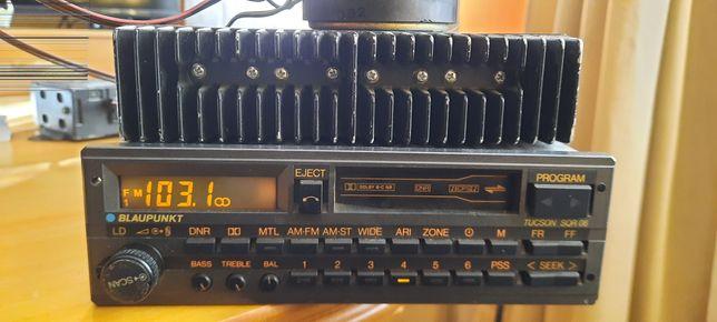 Radio blaupunkt tucson sqr 06 reno sqr 46 porsche 911