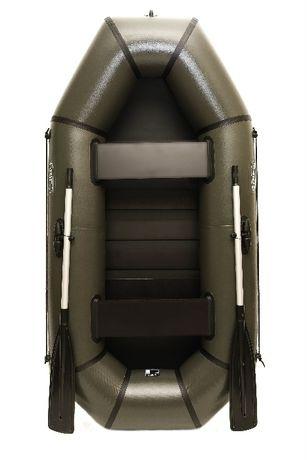 Продам лодку из пвх двухместную надувную