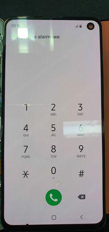 Wyświetlacz Samsung s10e