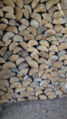 Sosna brzoza dąb drewno opalowe