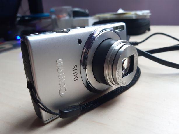 Aparat Canon Ixus 155 20 mega pixeli 10x zoom + karta sd