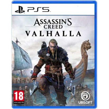 Диск PS5 Assassin′s Creed Valhalla (Официальная Украинская)