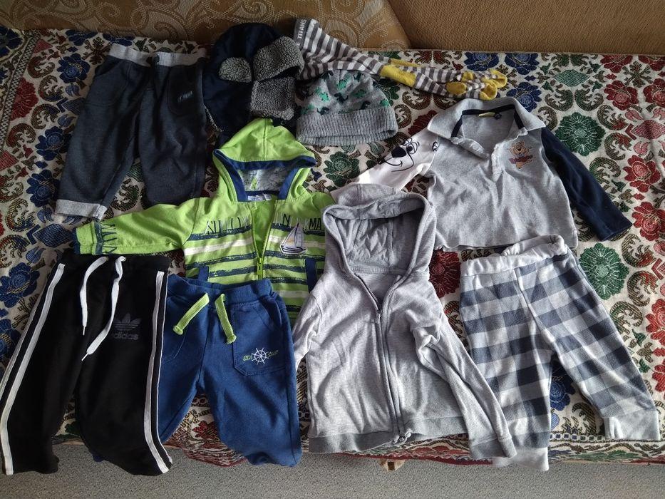 Продается детский пакет вещей Кременчуг - изображение 1