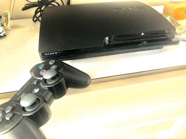 PlayStation 3 - 500gb + comando