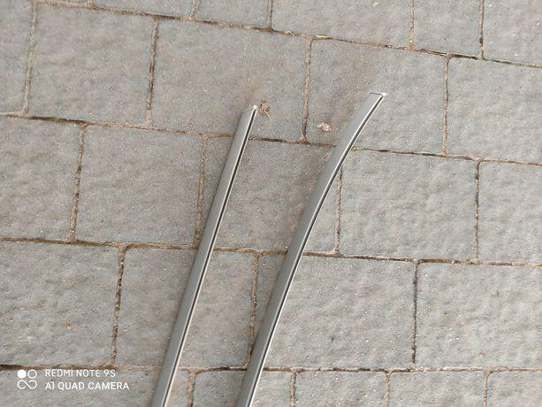Listwy dachowe f31 Glacier Silber