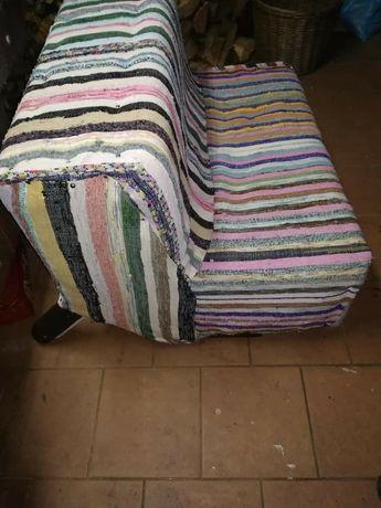 Sofá mantas