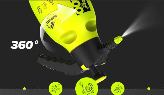 Ручной опрыскиватель Marolex Ergo 3D 1.5 литра, 2 литра, 3 литра