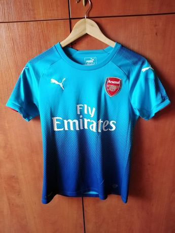 Koszulka piłkarska Arsenal niebieska