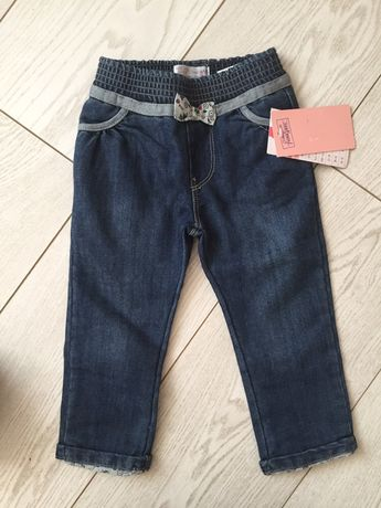 Новые джинсы ( утеплённые)