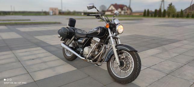 Suzuki GZ Marauder 125 / 250 kat. B silnik 250 ccm