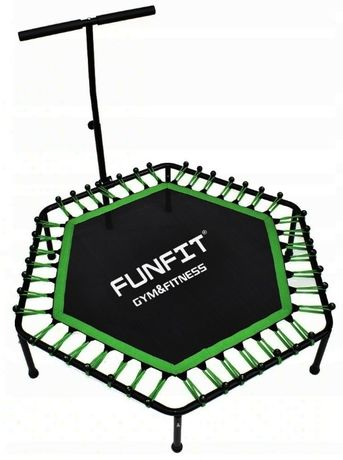 Trampolina fitness 130 cm FUNFIT