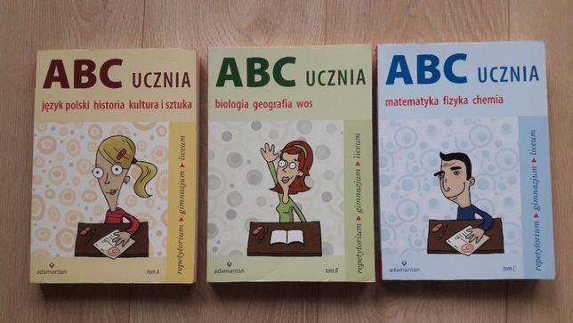 repetytorium matura ABC ucznia Adamantan polski matematyka biologia