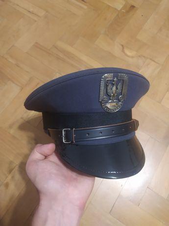 Czapka garnizonowa podoficera wojsk lotniczych 58 401/MON