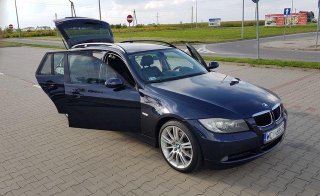 BMW e91 2.0D 163KM ** Skóry ** Navi ** Sportsitze