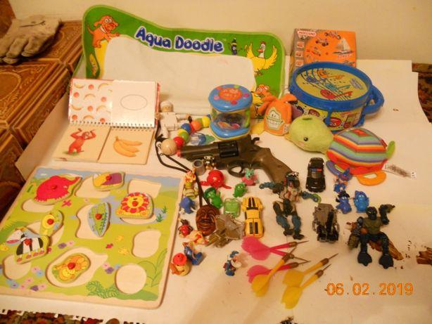 детские игрушки трансформеры, машинки