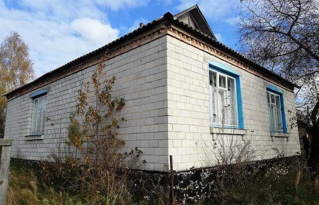 Продажа дома в с. Приборск Вышгородский р-н. Заходи и живи