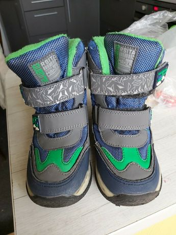 Ботинки зима Tom. M 17см