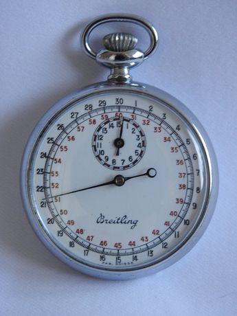 Секундомер Breitling Швейцария Made in Switzerland Swiss Suisse 49мм