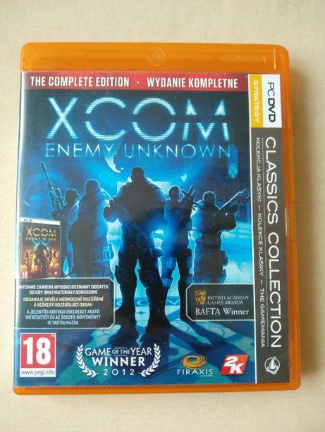 gra XCOM Enemy Unknown - Wydanie Kompletne - 3 DVD
