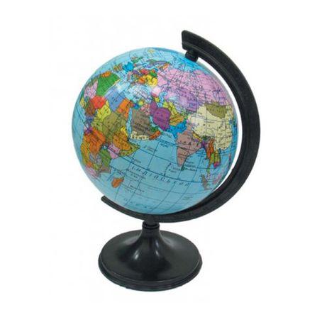 Глобус політичний