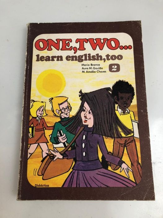 One, Two... Learn English, Too 2 Moita - imagem 1