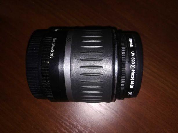 Canon obiektyw zmiennoogniskowy EF-S 18-55 mm