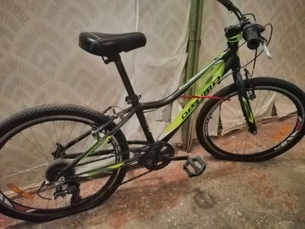 Продам подростковый велосипед Optima Blackwood