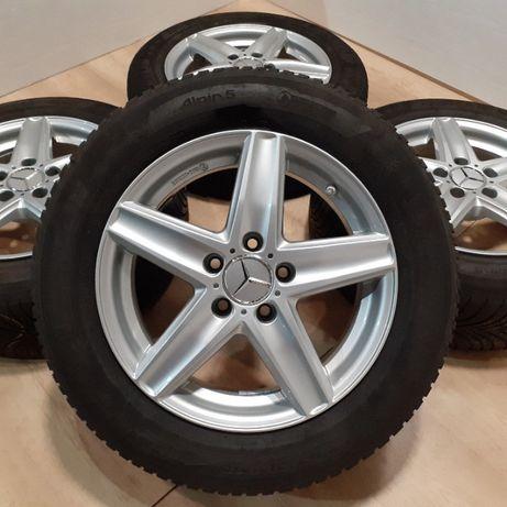 Диски Mercedes R16 5x112 Vito Viano W176 W169 W205 Мерседес Вито Р16
