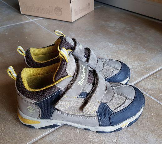 Buty jesienne na rzepy Timberland Toodler's 28,5 chłopięce skórzane