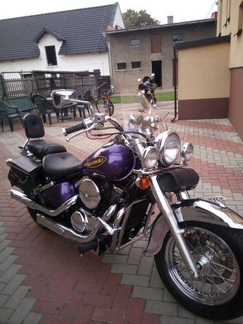 Kawasaki Vulcan vn 8009