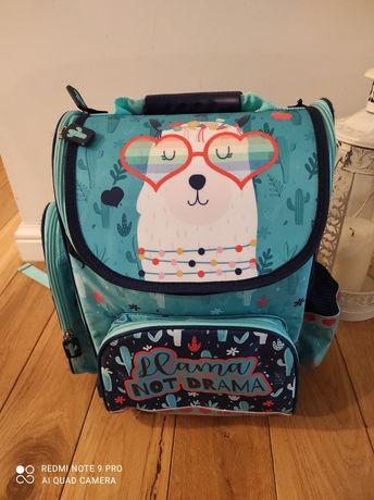 Plecak dla dziewczynki szkoła