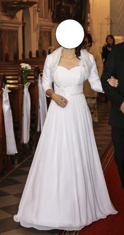 Suknia ślubna - Wyjątkowa okazja!