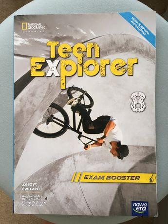 Teen Explorer kl.  8 zeszyt ćwiczeń