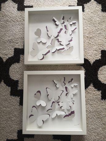 Obrazki ikea motyle