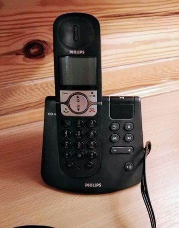 Радиотелефон, беспроводной телефон Philips.