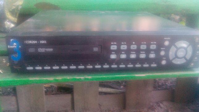 Видеорегистратор ECOR264-16X1