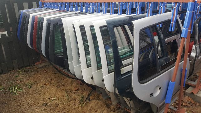 drzwi prawy tył VW Golf IV Kombi