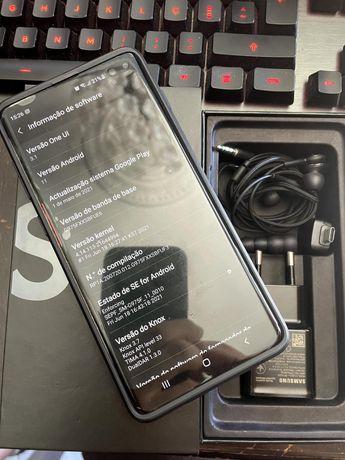 Vendo S10 plus 128gb desbloqueado em ótimo estado!