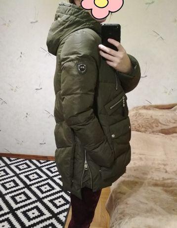 Пуховик, парка, куртка, дутик