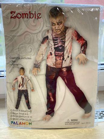 Костюм Зомби на 8-10лет